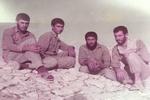 اولین شعر حافظ آخرین خاطره یک رزمنده از دو شهید در میدان نبرد