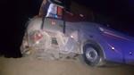 انحراف اتوبوس در محور سمنان-دامغان/۳ نفر مصدوم شدند