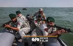 حماسه تکاوران نیروی دریایی ارتش