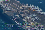 رصد ناوگروه هواپیمابر آمریکایی با پهپادهای بومی