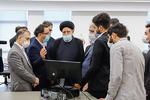 افتتاح «پردیس نوآوریهای حقوقی و قضایی» با حضور رییس قوه قضاییه