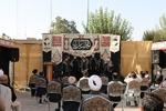مراسم عزاداری سالروز شهادت حضرت رقیه(س) در فرمانداری ری برگزار شد