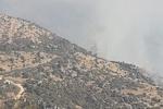 حادثه امنیتی در جبل دوف در شمال فلسطین اشغالی