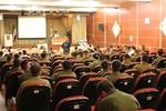 سربازان نمونه فرماندهی انتظامی لرستان تجلیل شدند