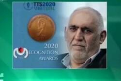جایزه انجمن جهانی پیوند اعضا نشان از دانش وافر دکتر ملک حسینی است