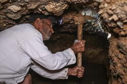 روزگار غریب نجاتگران قنات در کویر/ ایثار در عمق ۸۰ متری زمین جریان دارد