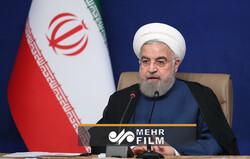 تشکر روحانی از مقام معظم رهبری