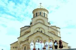 کلیسای ارتدکس ولادت مریم مقدس را جشن می گیرد