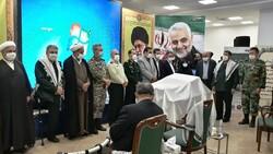 رونمایی از نگارش نخست دانشنامه دفاع مقدس در مشهد