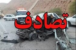 یک کشته در سانحه رانندگی مهرآباد اراک