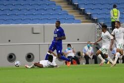 سرمربی الاهلی: برخی بازیکنانم اولین حضور در ترکیب را تجربه کردند