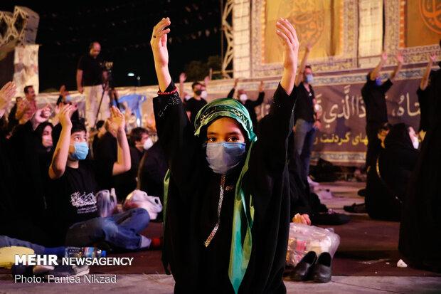 Martyrdom anniversary of Hazrat Roghayeh (SA) held in Tehran