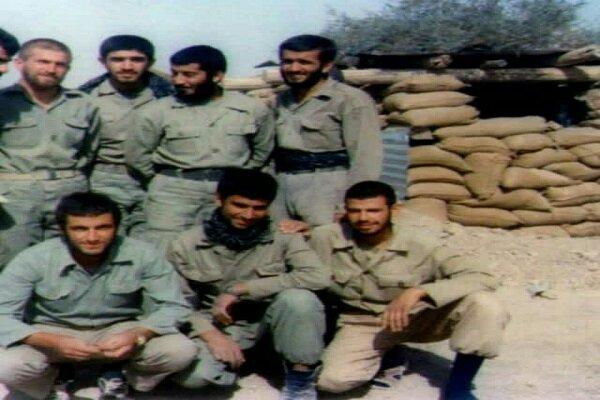خاطراتی از یک رزمنده دوران دفاع مقدس در استان همدان