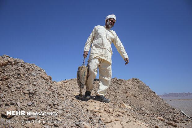 Iran's qanats symbolize patience, hard work