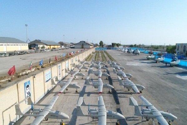 188 new UAVs join IRGC Navy