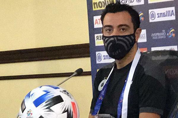 واکنش ژاوی به احتمال رویارویی دوباره با پرسپولیس در لیگ قهرمانان