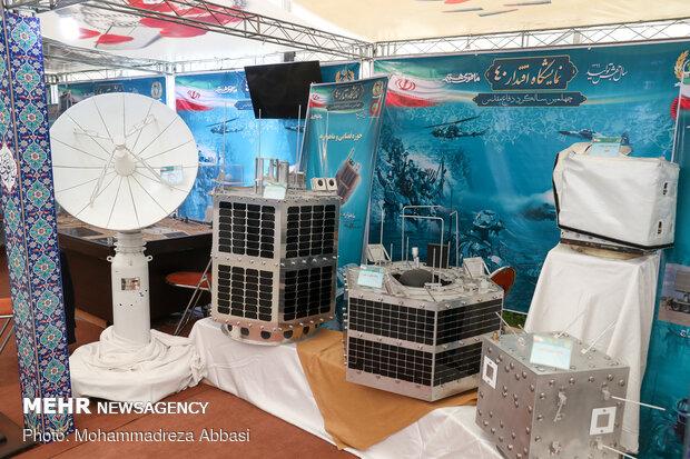 مراسم افتتاح موزه های دفاع مقدس و افتتاح نمایشگاه دستاوردهای دفاع مقدس