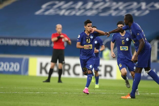 Coach hails bright performance of Esteghlal players