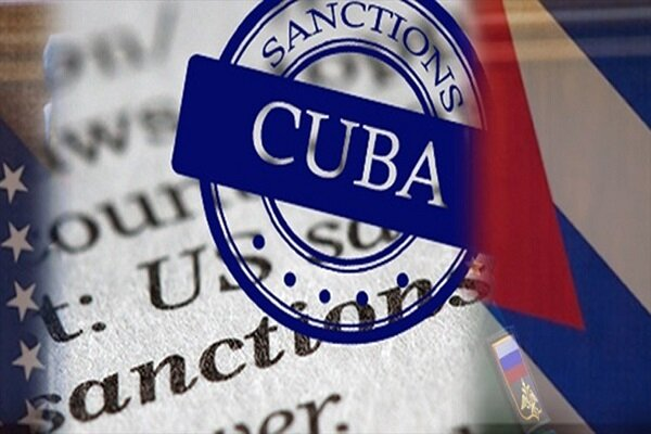 Iran slams US' cruel sanctions against Cuba