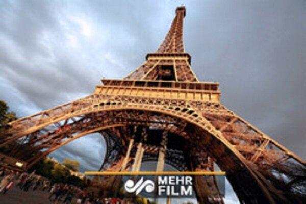 VIDEO: A threatening message shut down Eiffel Tower in France