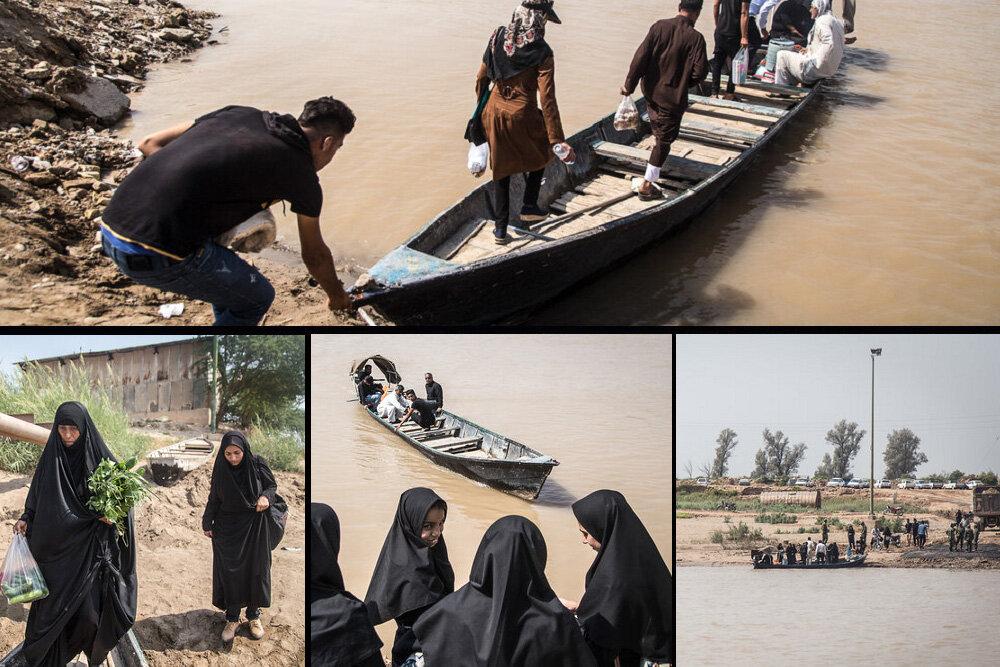 ناایمن بودن راه ارتباطی روستاها و شهر باوی/مطالبه ۱۲ هزار روستایی