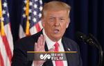 ترامپ نشست خبری خود را نیمه تمام رها کرد