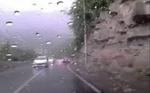 بارش باران در مناطق مختلف ایلام /از طغیان رودخانهها تا قطعی آب