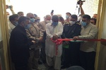 افتتاح ۱۴۴۷ پروژه عمرانی سپاه در مناطق محروم سیستان و بلوچستان