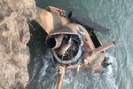 سقوط بالگرد ارتش افغانستان در بغلان/ ۲ خلبان جانباختند