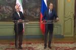 لاوروف: از درخواست آمریکا برای قطع همکاری با ایران پیروی نمیکنیم/ گسترش همکاریها میان مسکو و تهران