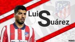 «لوئیس سوارز» به تیم فوتبال اتلتیکومادرید پیوست
