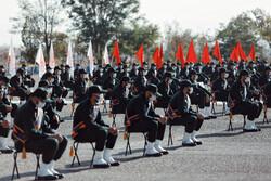 صوبہ ہمدان میں مسلح افواج کی مشترکہ پریڈ منعقد