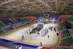 افتتاح سالن ورزشی ۶ هزار نفری شهر سنندج