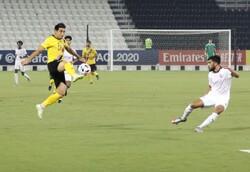 دیدار تیم های فوتبال سپاهان و السد قطر