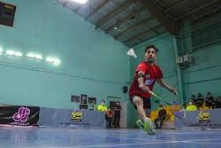 میزبانی رعد پدافند قم در لیگ برتر بدمینتون از نماینده مشهد