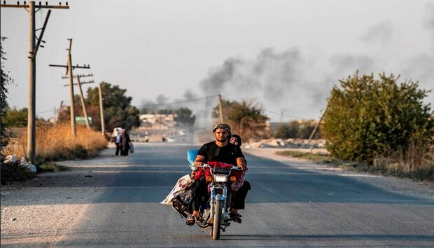 دەستبەسەر کرانی میدیاکاران لە لایەن هێزە کوردییەکانی سوریا