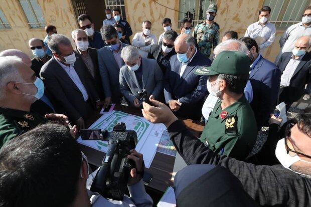 باغموزه دفاع مقدس کرمانشاه در ردیف اعتبارت ملی قرار گرفت