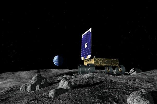 ربات ماه نورد برای کشف آب در فضا تولید می شود