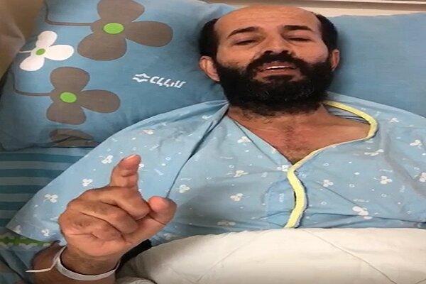 رسالة أسير فلسطيني مضرب عن الطعام/ سنصلي في الأقصى