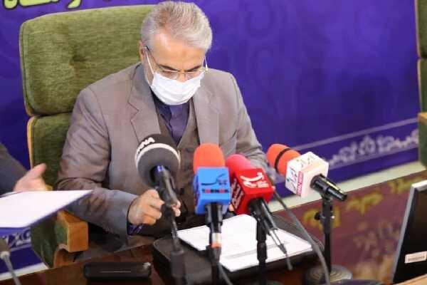 رونمایی از کتاب عملکرد ۷ ساله دولت در استان کرمانشاه