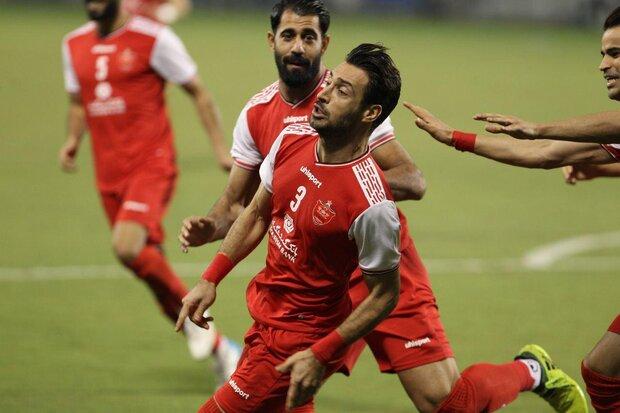 پرسپولیس حریف اماراتی را گلباران کرد/ یک نیمه تماشایی برای سرخها