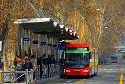 شهروندان در اتوبوس با هم حرف نزنند