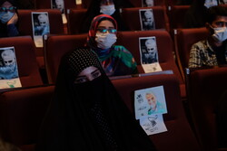 "Closing ceremony of ""Resistance Film Festival"" in Gilan prov."