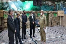 ثبت معراج شهدای مشهد در فهرست آثار معنوی ایران