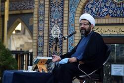 امامزادہ صالح کے مزار پر حضرت امام حسن مجتبی (ع) کی شہادت کی مناسبت سے عزاداری