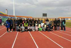 درخشش دختران خراسان شمالی در مسابقات دوومیدانی باشگاههای کشور