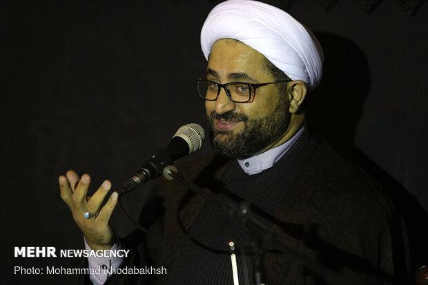 عزاداری شهادت امام حسن مجتبی(ع) در کهف الشهدا تهران