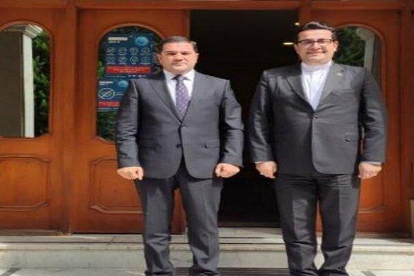 Iran, Nakhchivan mull over developing bilateral ties