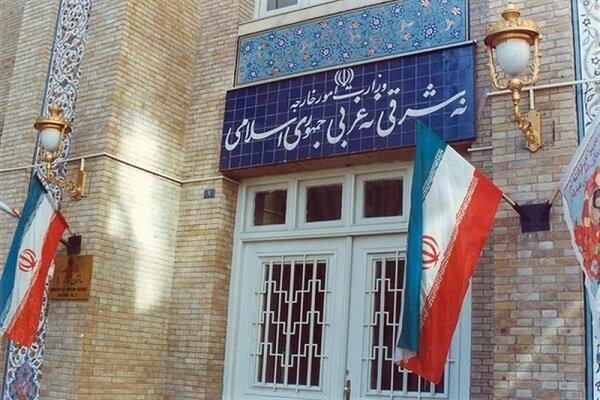 Iran summons Tajik envoy over baseless accusations