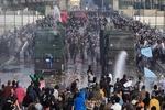 مصر تشهد تظاهرات عارمة في يوم الغضب وسقوط 3 قتلى